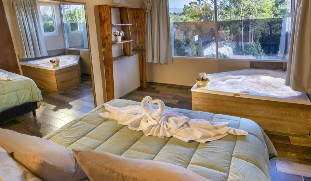 Grateus Luxury Apart & Spa Villa General Belgrano